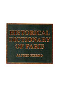 Historical Dictionary of Paris
